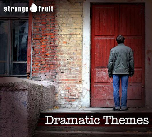 "Action! ""Dramatic Themes"" now out on Auz library Strange Fruit."