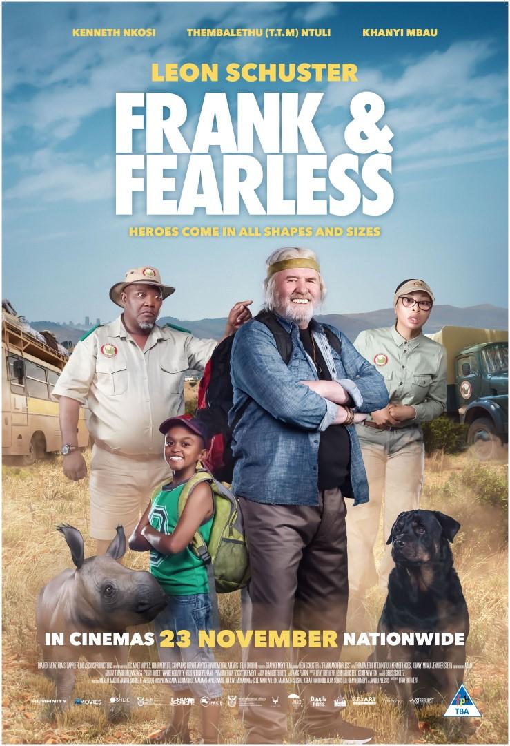 Scoring Shuster's Frank & Fearless