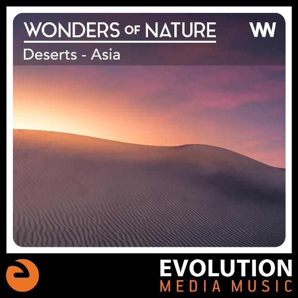 Deserts – Asia (2021)
