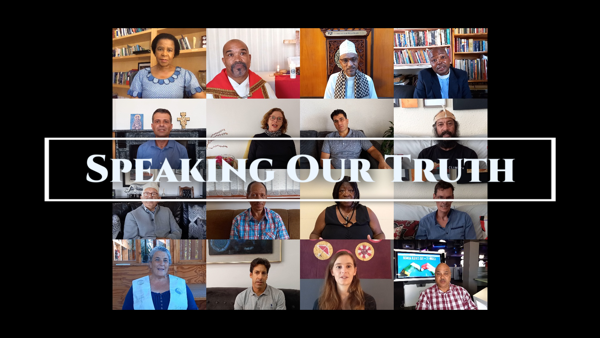 """""""Speaking Our Truth"""", a short film for Human Rights Day"""